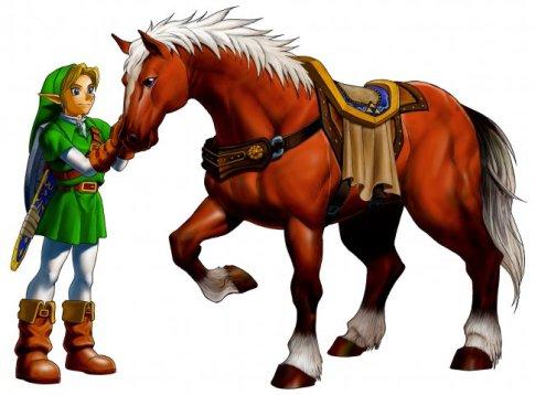 Link&Epona